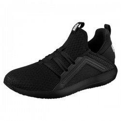 PUMA MEGA NRGY MEN'S TRAINERS 190368-06 BLACK