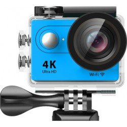 ACTION CAMERA H9 BLACK WATERPROOF 4K HD WIFI ΚΑΜΕΡΑ ΔΡΑΣΗΣ