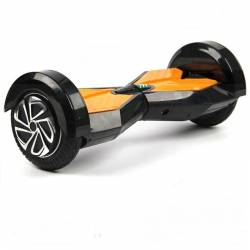 SMART BALANCE HOVERBOARD WHEEL WITH BLUETOOTH & LED ΗΛΕΚΤΡΙΚΟ ΠΑΤΙΝΙ BLACK ORANGE 8