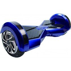 SMART BALANCE HOVERBOARD WHEEL WITH BLUETOOTH & LED ΗΛΕΚΤΡΙΚΟ ΠΑΤΙΝΙ BLUE 8""