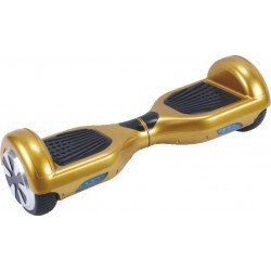 KIKKABOO HOVERBOARD TRANSFORMERS WHEEL WITH BLUETOOTH & LED ΗΛΕΚΤΡΙΚΟ ΠΑΤΙΝΙ GOLD 6.5""