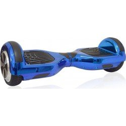 "KIKKABOO HOVERBOARD WHEEL WITH BLUETOOTH & LED ΗΛΕΚΤΡΙΚΟ ΠΑΤΙΝΙ BLUE 6,5"" LIMITED EDITION"