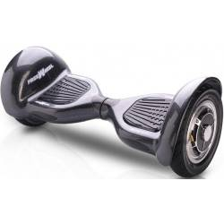 HOVERBOARD FREEWHEEL MONSTER SMART SCOOTER FREE WHEEL MONSTER S CARB. SCARBON ΑΝΘΡΑΚΙ 10''