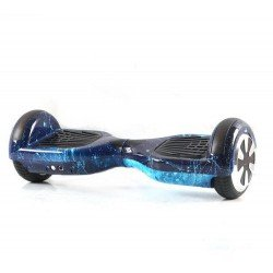 SMART BALANCE HOVERBOARD WHEEL WITH BLUETOOTH & LED ΗΛΕΚΤΡΙΚΟ ΠΑΤΙΝΙ 6.5'' BLUE SKY