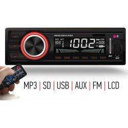 ΡΑΔΙΟ ΑΥΤΟΚΙΝΗΤΟΥ MP3 4Χ60W ΜΕ USB/SD  DEH-4102