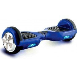 ROVER DROID HOVERBOARD TRANSFORMERS WHEEL LED ΗΛΕΚΤΡΙΚΟ ΠΑΤΙΝΙ ΙΣΟΡΡΟΠΙΑΣ BLUE 6.5''