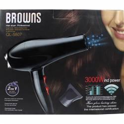 BROWNS ΠΙΣΤΟΛΑΚΙ ΜΑΛΛΙΩΝ 3000W QL-5807