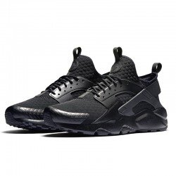 NIKE AIR HUARACHE RUN ULTRA 857909-002 BLACK