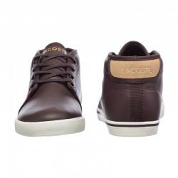 LACOSTE MEN'S AMPTHILL 319 1 BROWN  7-38CMA00271W3