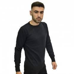 GREENWOOD ΜΑΚΡΥΜΑΝΙΚΗ ΜΠΛΟΥΖΑ BLACK 06K305082