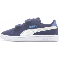 PUMA SMASH v2 BUCK V PS PUMA BLUE /  WHITE 365183_02