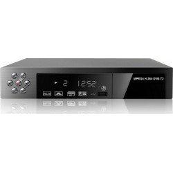 ΕΠΙΓΕΙΟΣ ΨΗΦΙΑΚΟΣ ΔΕΚΤΗΣ & ΑΠΟΚΩΔΙΚΟΠΟΙΗΤΗΣ FULL HD MPEG4 DVB-T2 DVB84 OEM