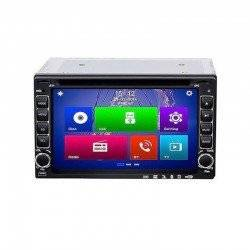 "MP5 2 DIN ANDROID ME LCD 6,2"" BLUETOOTH CD/DVD GPS ΚΑΙ ΧΕΙΡΙΣΤΗΡΙΟ TL-381 OEM"