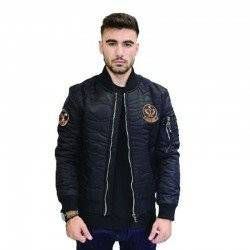 BISTON BOMBER JACKET BLACK 38-201-099