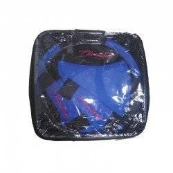 ΣΕΤ ΚΑΛΥΜΜΑΤΑ ΑΥΤΟΚΙΝΗΤΟΥ 11 TMX CAR SEAT COVER BLACK/BLUE