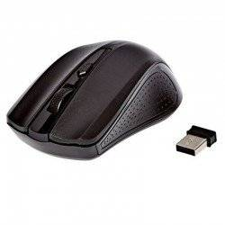 ANDOWL ΑΣΥΡΜΑΤΟ ΠΟΝΤΙΚΙ OPTICAL WIRELESS MOUSE 2.4GHZ BLACK AN-211