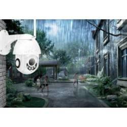 SMART CAMERA OUTDOOR WATERPROOF WIFI PTZ 1080 HD SECURITY IP IR