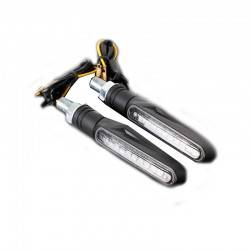 2X MOTORCYCLE LED SIGNALS LIGHTS KICRY
