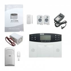 ΑΣΥΡΜΑΤΟΣ ΣΥΝΑΓΕΡΜΟΣ SECURITY GSM ALARM SYSTEM SOS BURGLAR FIRE AND GAS ALARM