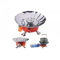 MINI WINDPROOF CAMPING STOLVE