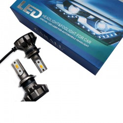CARALL ΦΩΤΑ LED ΑΥΤΟΚΙΝΗΤΟΥ H7 HEADLIGHT & FOOGLIGHT FOR CAR