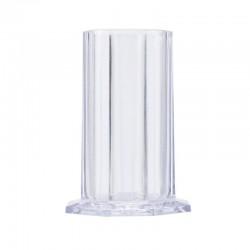 NAIL PEN CONTAINER PLASTIC CYLINDRICAL SHAPE NAIL ART BRUSH PEN HOLDER