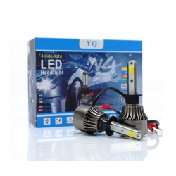 H1 ΖΕΥΓΑΡΙ LED 40W - 4800 LUMENS CAN BUS