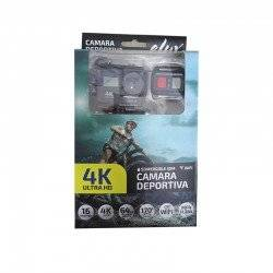 4K ULTRA HD SPORTS ACTION WIFI CAMERA 70016-1