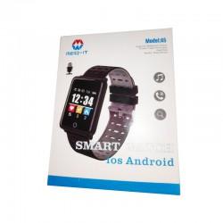 MEIQ-IT SMARTWATCH A5 ΓΚΡΙ