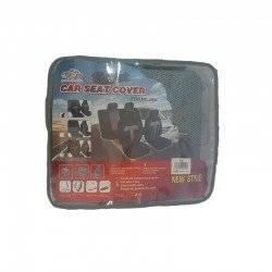 ΣΕΤ ΚΑΛΥΜΜΑΤΑ ΑΥΤΟΚΙΝΗΤΟΥ 7 TMX CAR SEAT COVER GREY