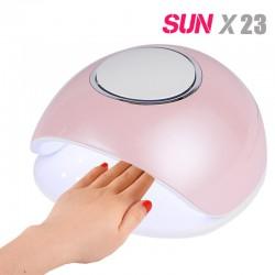 SUN X23 NAIL LAMP WHITE ΕΠΑΓΓΕΛΜΑΤΙΚΟ ΦΟΥΡΝΑΚΙ ΝΥΧΙΩΝ UV LED 48W OEM