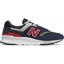 New Balance men's CM997HDM navy red