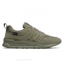 NEW BALANCE CM997HCX GREEN SUEDE ΑΝΔΡΙΚΑ LIFESTYLE