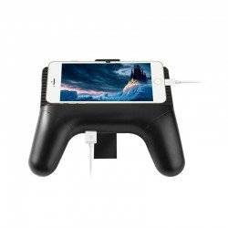 MULTIFUNCTION MOBILE PHONE RADIATOR GAME CONTROLER COOLING FUN HOLDER HOLDER SUPPORT POWER BANK FOR 4-6 INCH