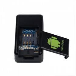 GF-08 MMS VIDEO TAKING LOCATOR MINI GPS TRACKER-OEM