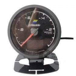 MULTI D/A RACING RACE DRIFT LCD CAR VACUUM GAUGE GREDDY-V