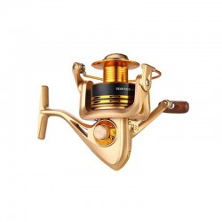 FISHING GEAR WHEEL METAL REEL HK7000