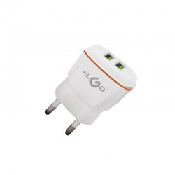 KLGO ΦΟΡΤΙΣΤΗΣ 2 USB CHARGER 2.1A FAST CHARGER KC-400