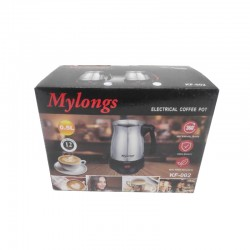 MYLONGS ELECTRICAL COFFEE POT KF-002