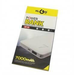 KLGO POWERBANK 7000MHA KP-70