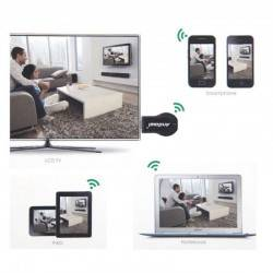 ANDOWL ANYCAST M5 PLUS DLNA AIRPLAY WIFI MIRACAST TV DONGLE MINI ANDROID TV STICK