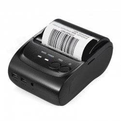 MINI PORTABLE BT USB THERMAL PRINTER POS-5802DD