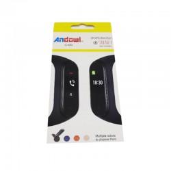 ANDOWL SMART BRACELET BLACK Q-A62