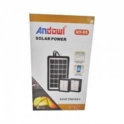 ANDOWL SOLAR POWER 6V 3W QY-05