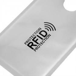 ANTI-SCAN CARD PROTECTOR - ΘΗΚΗ ΠΡΟΣΤΑΣΙΑΣ ΑΣΥΡΜΑΤΗΣ ΑΝΑΓΝΩΣΗΣ ΠΙΣΤΩΤΙΚΩΝ ΚΑΡΤΩΝ RFID - ΑΣΗΜΙ