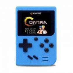 RETRO MINI HANDHELD GAME CONSOLE RS-6A-B BLUE 2,4