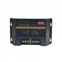 20A INTELLIGENT SOLAR CHARGER CONTROLLER