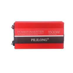 PILILONG POWER INVERTER ΑΥΤΟΚΙΝΗΤΟΥ 24V ΣΕ 220V 1500W + USB PA1290 SS19-1310