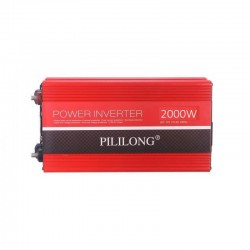 PILILONG POWER INVERTER ΑΥΤΟΚΙΝΗΤΟΥ 24V ΣΕ 220V 2000W + USB PA1290 SS19-1310