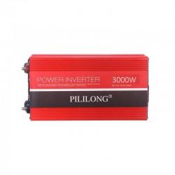 PILILONG POWER INVERTER ΑΥΤΟΚΙΝΗΤΟΥ 24V ΣΕ 220V 3000W + USB PA1290 SS19-1310